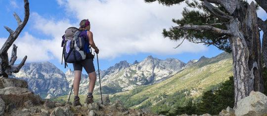 'aventure de la randonnée